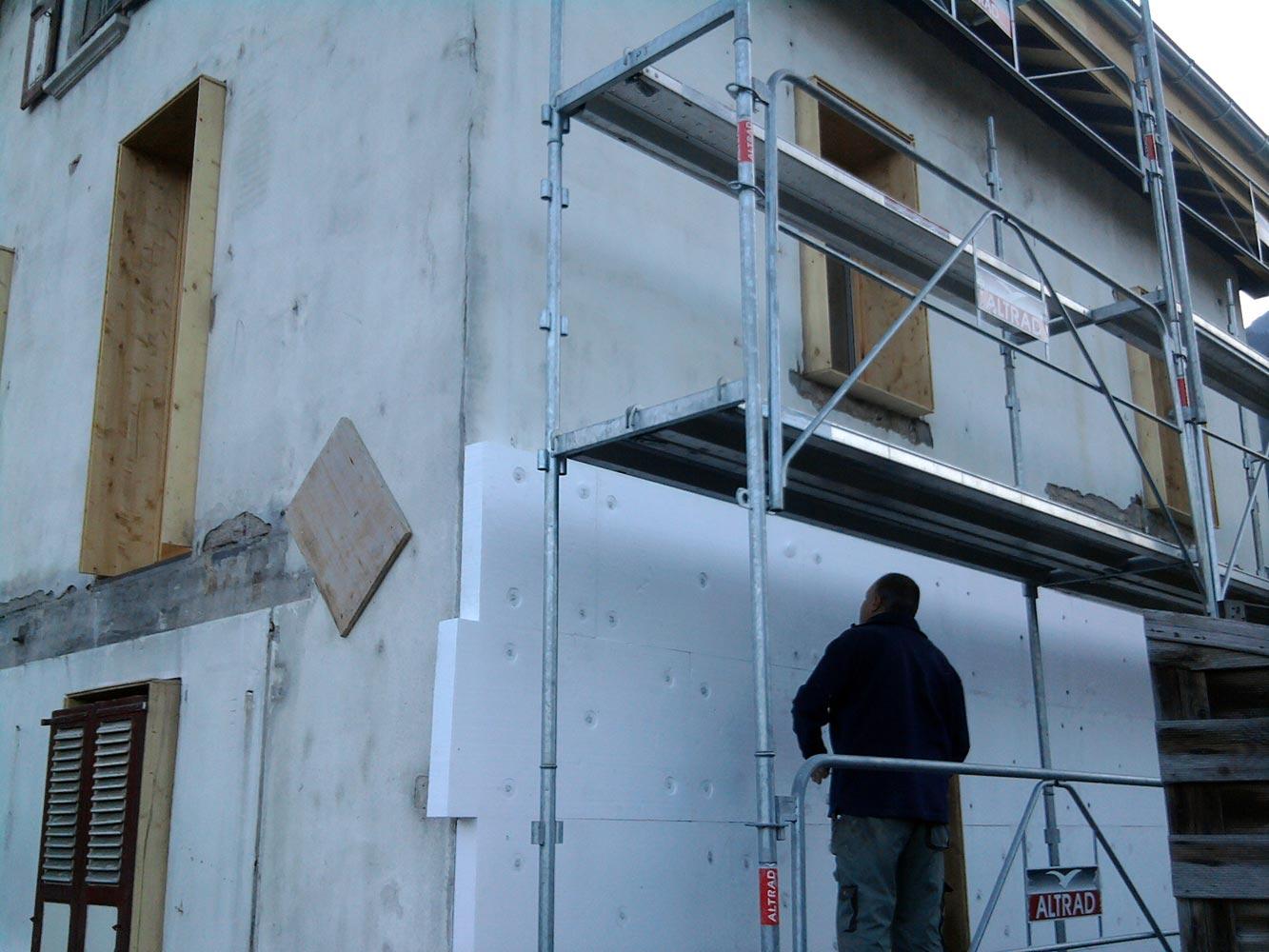 isolation exterieur maison haute savoie